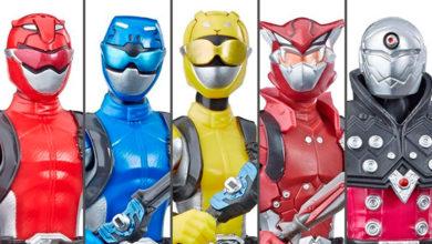 Photo of Un repaso a las figuras de acción de Power Rangers Beast Morphers.