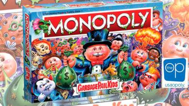 Photo of «La pandilla basura» celebra sus 35 años con edición especial de Monopoly