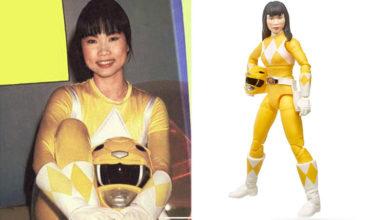 Photo of Hasbro anunció al Ranger amarillo original para su línea «Power Rangers Lightning Collection»