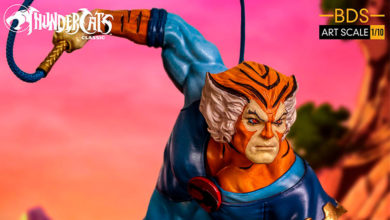 Photo of Iron Studios revela la segunda estatua de su diorama de los Thundercats