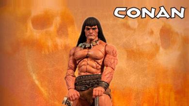 Photo of «Conan el bárbaro» en una genial figura de Mezco Toys