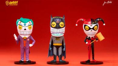Photo of Unruly Industries lanza una trilogía muy especial de Batman