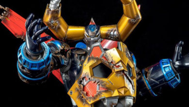 Photo of «El Gladiador» en una versión para coleccionista