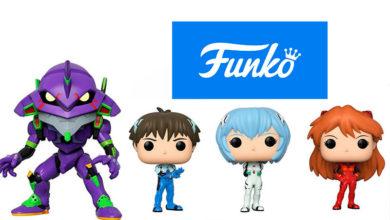 Photo of Funko anuncia sus figuras de «Evangelion»