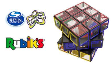 Photo of Spin Master se une a Rubik´s para llevar al famoso cubo a otro nivel