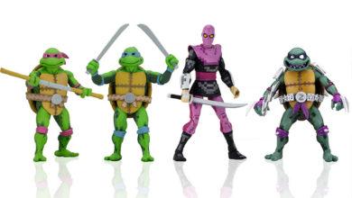 Photo of «Turtles in time», del videojuego a figura de acción gracias a NECA