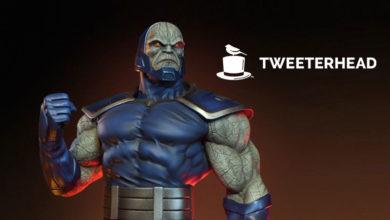 Photo of Tweeterhead lanza al mercado estatua del temible Darkseid