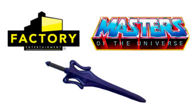 Photo of Factory Entertainment producirá réplicas y coleccionables con licencia de MOTU