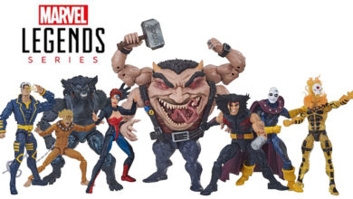 Photo of Marvel Legends: Age of Apocalypse, es presentado de forma oficial