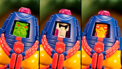 Photo of Mattel publica las primeras vistas de Man-E-Face