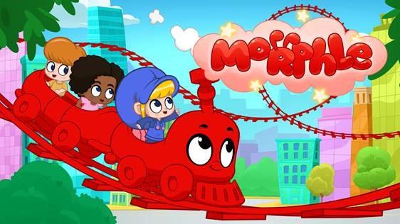 """Moonbug y Thinkway Toys anuncian asociación para """"Morphle"""""""