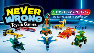 Photo of Never Wrong Toys incursiona en los sistemas de construcción al adquirir Laser Peg