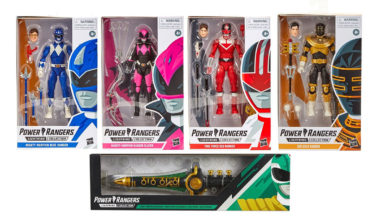 Photo of Hasbro presenta novedades de los Power Rangers en la Toy Fair 2020