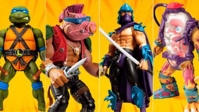 Photo of Super 7 anuncia el lanzamiento de la serie 2 de su línea de las Tortugas ninja
