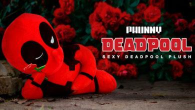 Photo of Kidrobot se puso romántico por «San Valentín»y anunció nuevos peluches de Deadpool