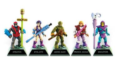 Photo of Mega Construx lanza 5 nuevas mini figuras de acción de MOTU