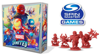Photo of «Marvel United» de Spin Master Games, un éxito en Kickstarter