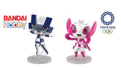 Photo of Bandai Hobby anuncia nuevos modelos para Tokyo 2020
