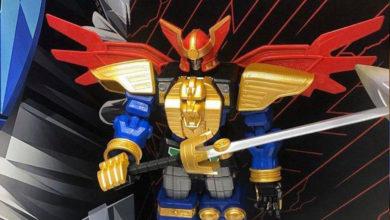Photo of Hasbro anunció dos nuevos Zords para su línea de los Power Rangers