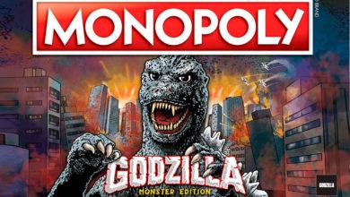 Photo of Primeras imágenes oficiales del Monopoly «Godzilla»