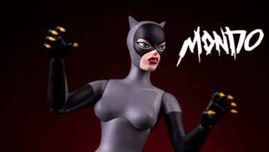 Photo of Mondo anuncia nueva figura de Catwoman de Batman: Animated serie