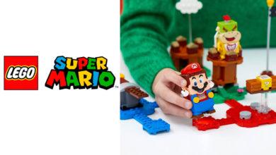 Photo of LEGO abre la preventa de Super Mario Starter Bundle