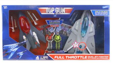 Photo of Lanard Toys da los primeros vistazos de su línea «Top Gun: Maverick»