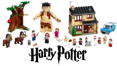 Photo of LEGO presenta 6 nuevos sets de Harry Potter.