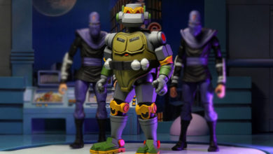 Photo of NECA revela nueva figura exclusiva de TMNT Metalhead