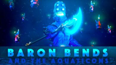 Photo of Mezco lanzó un avance de su personaje original «Baron Bends»