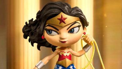 Photo of Iron Studio muestra su primera figura MInico con personaje de DC