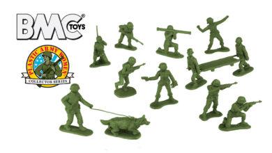 Photo of «Plastic Army Women» entra en una fase intermedia de producción