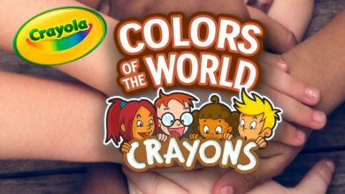 Photo of Crayola lanza crayones con diversos colores de piel