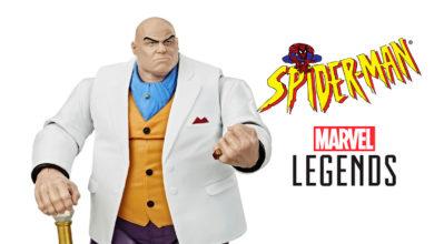 Photo of El Kingpin de los ´90 regresa en Marvel Legends Retro Collection