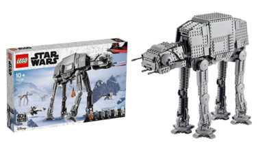 Photo of Llega un nuevo AT-AT gracias a LEGO