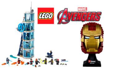 Photo of Los 5 nuevos sets de LEGO Marvel Avengers