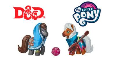 Photo of My Little Pony y D&D en un nuevo crossover