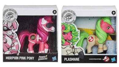 Photo of 3 nuevas incorporaciones para «My Little Pony Crossover Collection»