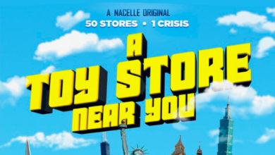 "Photo of La docuserie ""A Toy Store Near You"" se estrena hoy"
