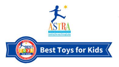 "Photo of ASTRA revela a los ganadores de su premio «Best Toys for Kids 2020"""