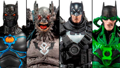 Photo of Vistas oficiales de McFarlane DC Multiverse Dark Knights