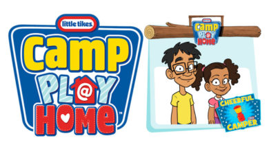 Photo of Little Tikes Camp Play @ Home, la nueva opción para divertir a los niños en casa