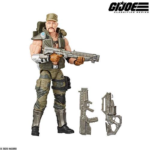 GI Joe Classified Gung HO