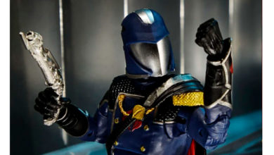 Photo of Hasbro anuncia  la figura de Cobra Commander GI Joe Classified Series