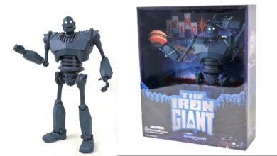 Photo of Diamond Select Toys presentó su figura exclusiva de Iron Giant