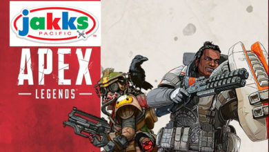 Photo of Jakks Pacific será el Master Toy de «Apex Legends»