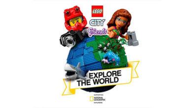 Photo of LEGO y National Geographic se asocian para inspirar en los niños el amor por la naturaleza