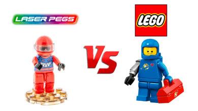 Photo of LEGO inicia demanda contra Laser Pegs por infringir derechos de autor