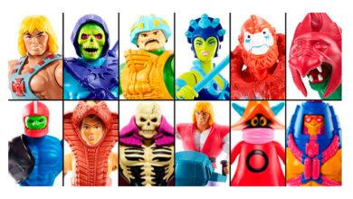 Photo of Mattel mostró imágenes oficiales de su línea MOTU Origins