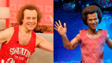 Photo of NECA anuncia una nueva  figura de Richard Simmons